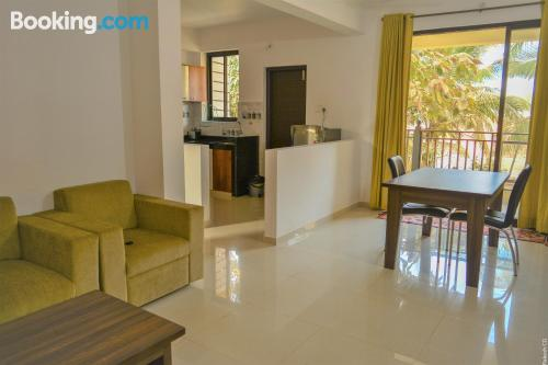 1 bedroom apartment in Canacona for two people