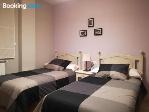 Apartamento con cuna en Teruel
