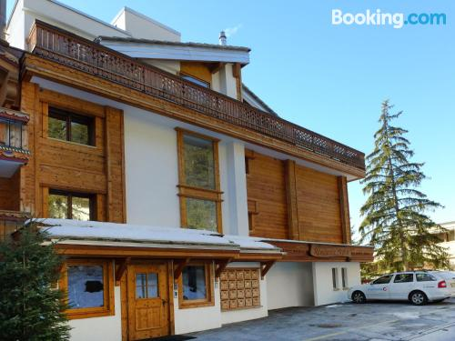 Apartment in Crans-Montana for two people