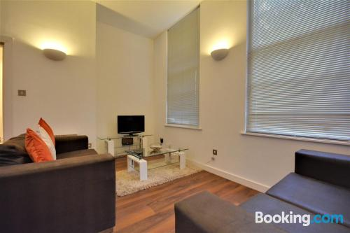 Home in Liverpool. Convenient!.