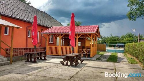 Great 1 bedroom apartment in Černá v Pošumaví.