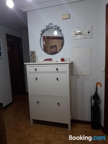 Ideal apartamento de una habitación, en buena zona.