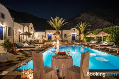 Central place. Enjoy your terrace