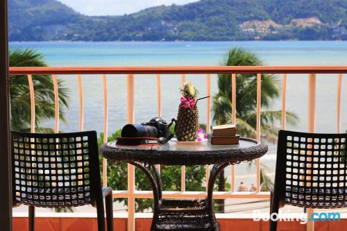 Apartment for two people. Patong Beach from your window!