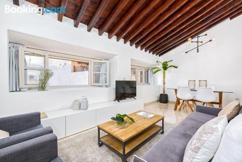 Apartamento en Málaga, bien situado