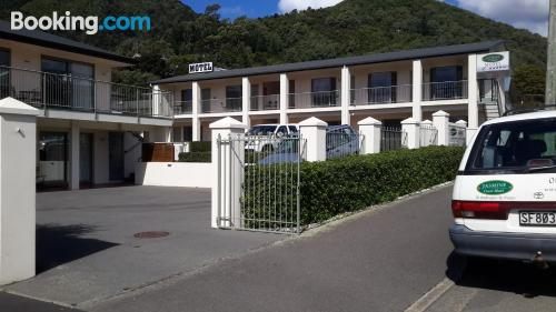 1 bedroom apartment in Picton. Good choice!