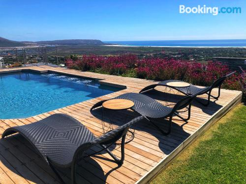 Home with swimming pool in great location of Noordhoek