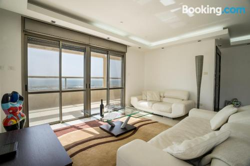 Apartment with terrace. Dog friendly