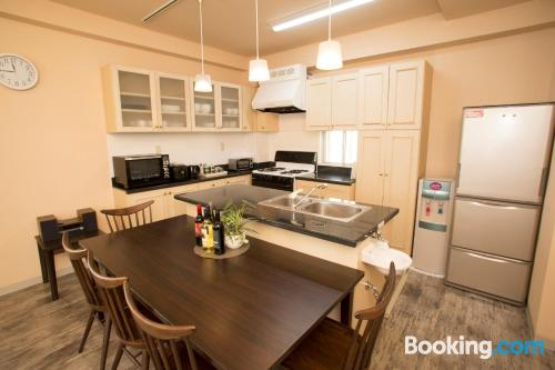 1 bedroom apartment apartment in Chatan convenient for 6 or more.