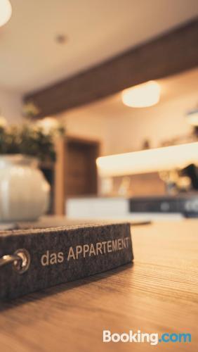 Espacioso apartamento. Ideal para cinco o más