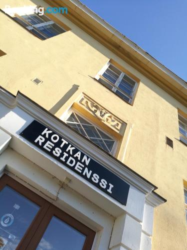1 bedroom apartment apartment in Kotka with wifi.