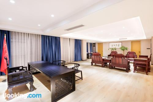 Home for couples in Fuzhou with wifi.