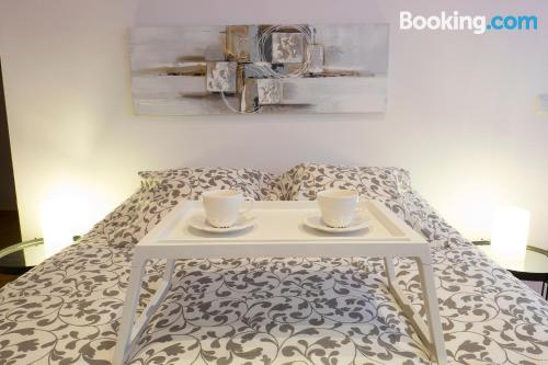 1 bedroom apartment place in Torremolinos with internet.