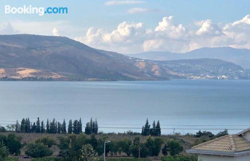 Home for two in Tiberias. Cute!.