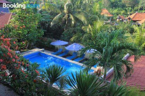 Home for two people in Lembongan with terrace