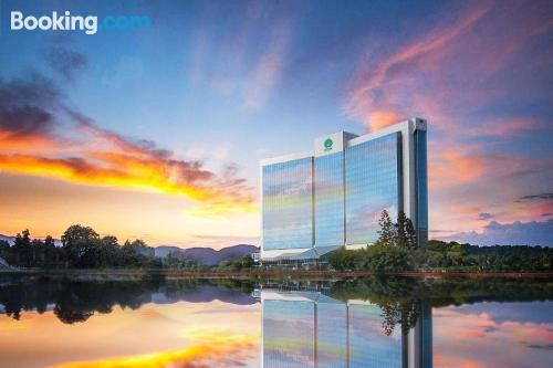 Práctico apartamento en Fuzhou con conexión a internet