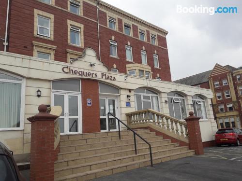 Apartment in Blackpool. Cozy!