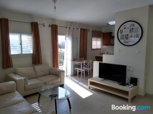 Two bedroom place. Beer Sheva at your hands!