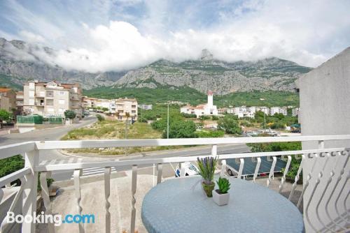 Gran apartamento en Makarska ¡con vistas!.