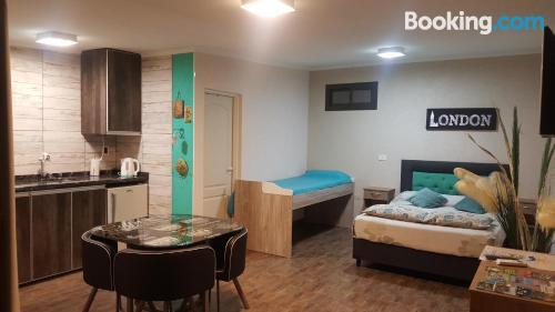 One bedroom apartment in San Antonio de Arredondo. Wifi!