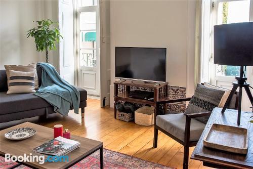Apartamento en Lisboa con calefacción y wifi