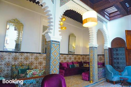 Homey place in incredible location in Tetouan.