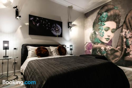 Centric home for two