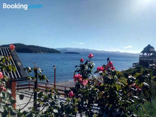 Place in San Carlos de Bariloche. Great!