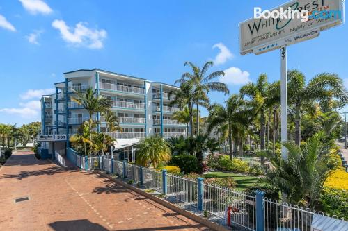 Home in Hervey Bay. Convenient for 2!