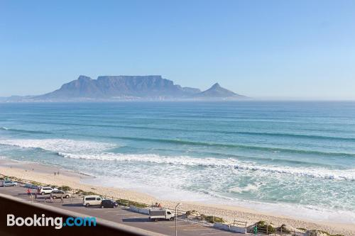 Two bedrooms place in Bloubergstrand.