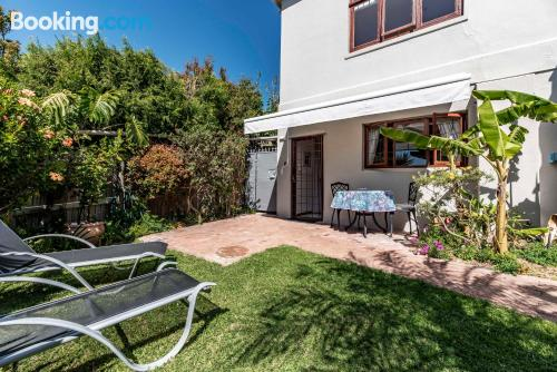 Home for two in Cape Town with terrace