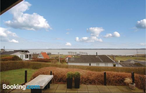 55m2 apartment in Aabenraa. Comfortable!