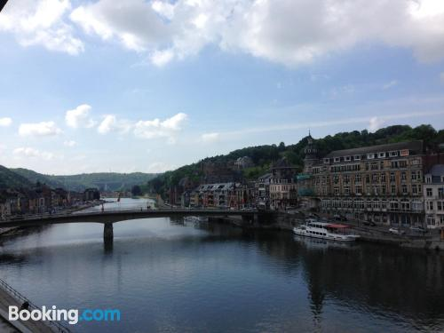 Apartment with wifi in downtown of Dinant