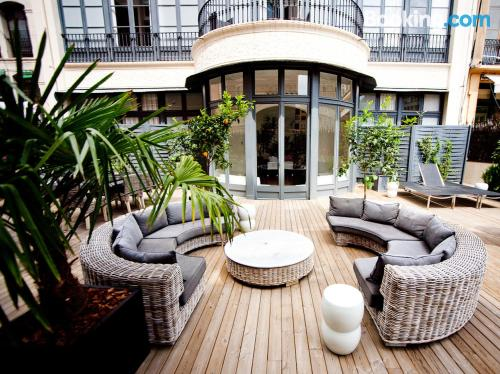 Apartment with terrace. Wifi!