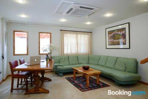 Apartamento en Villarrica con calefacción