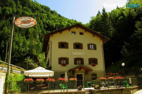 Apartment in Campodolcino. Amazing location!