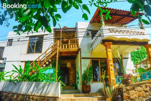 One bedroom apartment place in Sayulita with terrace!.