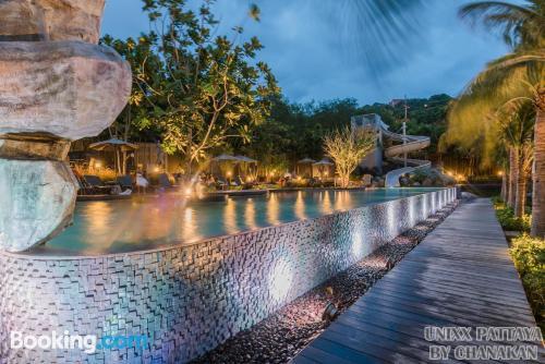 Apartamento de 35m2 en Pattaya South. ¡aire acondicionado!.