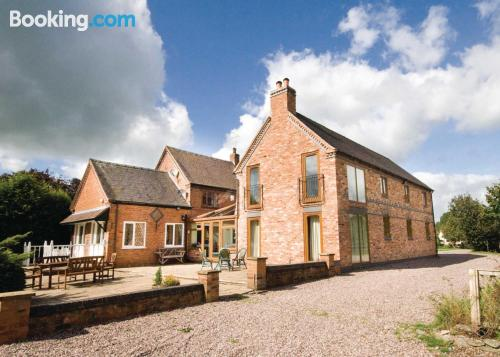 Home in Audlem good choice for 6 or more