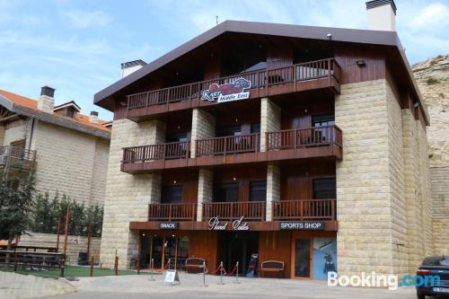 Enjoy in Kfardebian with terrace.