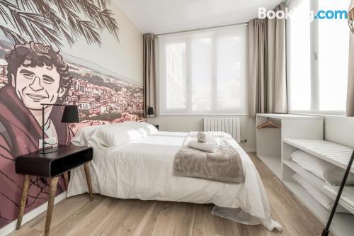 Apartamento de 30m2 en Teruel. ¡pequeño!.