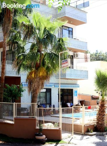 Home for 2 in Marmaris with internet.