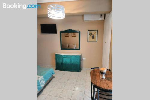 Apartamento de 40m2 en Volos con wifi.