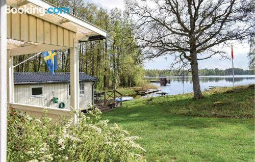 Place for families in Ljungby.
