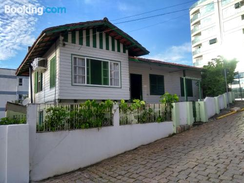 Apartamento en miniatura en Itajaí con internet