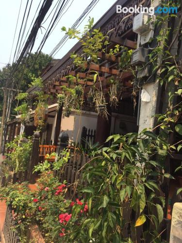 Home in Luang Prabang for one person