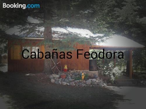2 bedrooms apartment in Potrerillos.