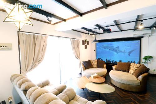 Gran apartamento en Motobu. Ideal para familias