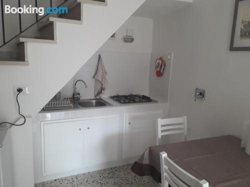 City-center apartment in Campagnano di Roma.