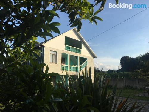 Apartamento para parejas en Chakvi